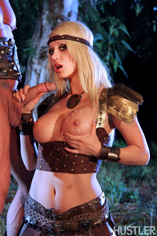 Barbarian sexy xxx lady