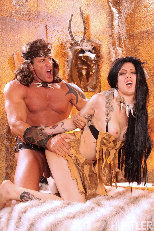 Barbarian sex image erotic toons