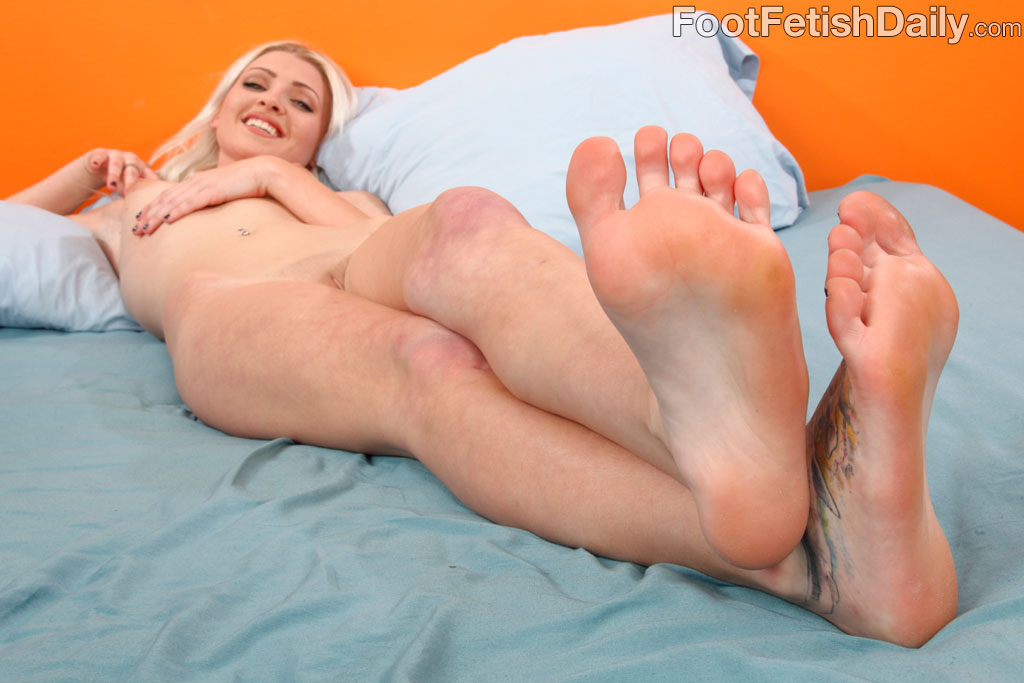 Excellent answer, summer sinn footjob