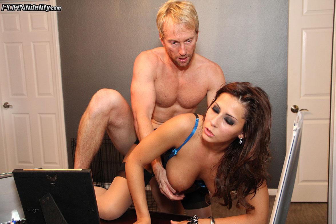 image Pornfidelity riley reyes bubble butt fantasy creampie