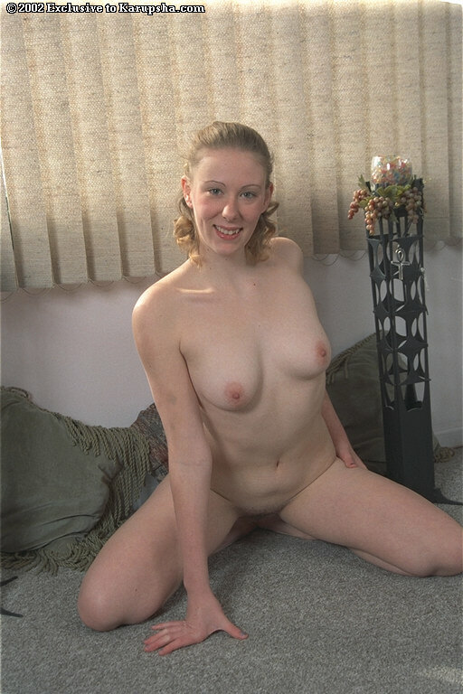 amanda country girl has a hairy pussy