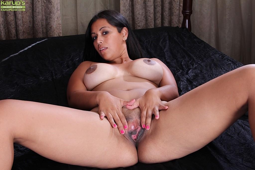 Big tit mature interracial sex