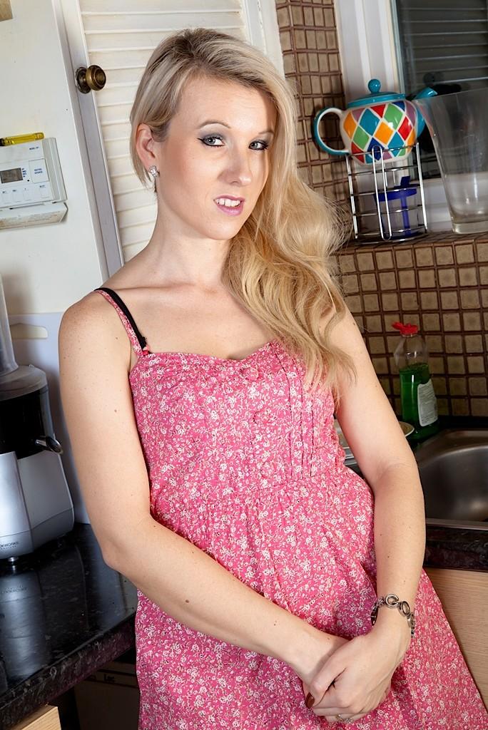 Natural blonde nude tumblr