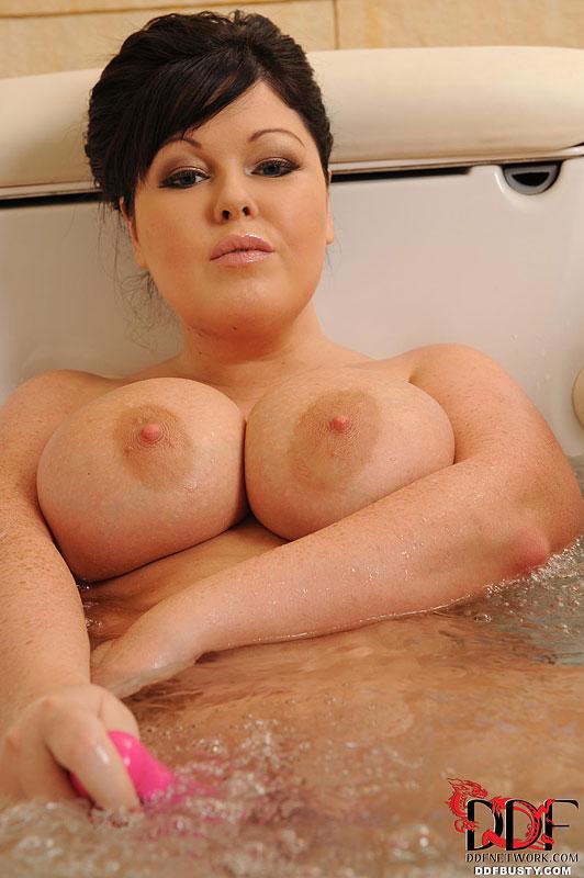 Brunette mom milk tits and fucks dildo hardcore 6