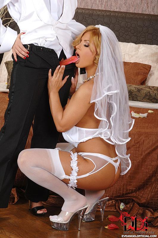 лесби с невестой