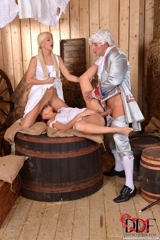 Порно барина с крестьянкой — pic 9