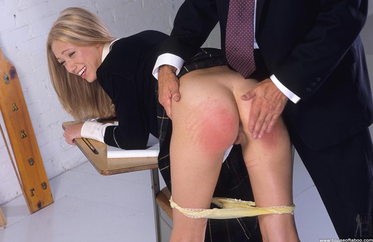 Наказал Сексом