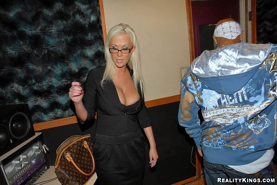 Carly Parker Big Tits Boss