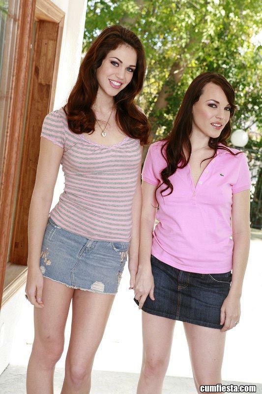 Lesbian Threesome Anal Fisting