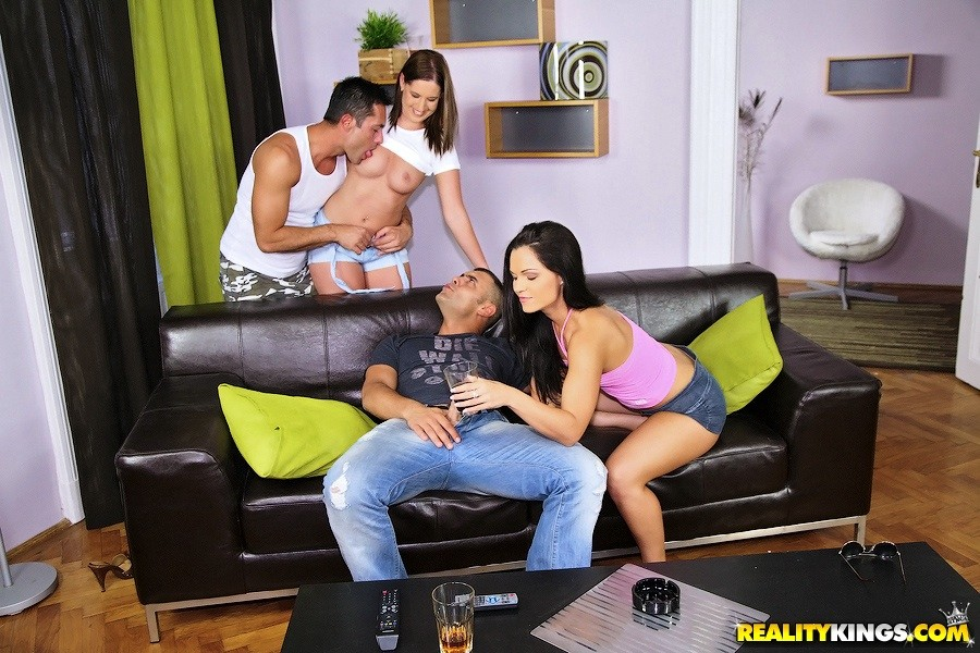 Euro Teen Sex Parties Sandra 113