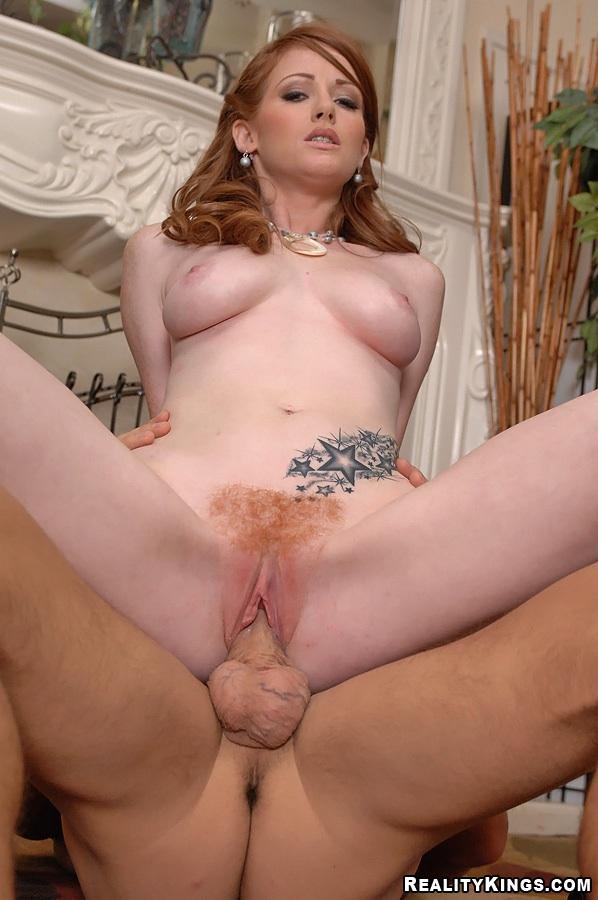 Vagina bush poon