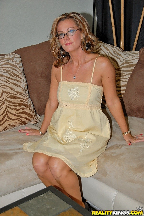 Mature Milf Next Door