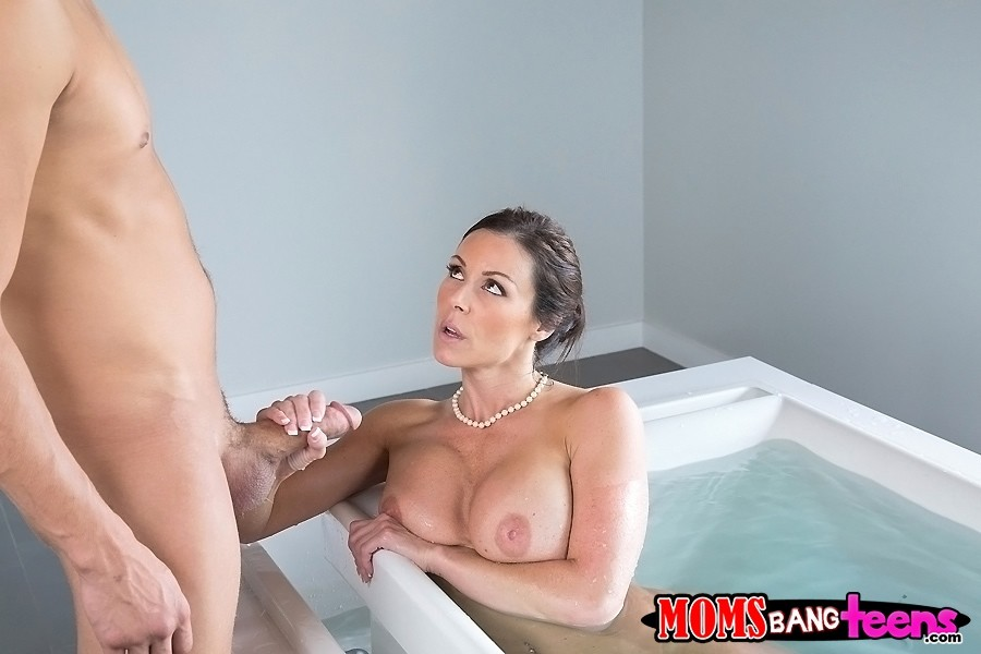 Aletta ocean riding a big dick anally 8