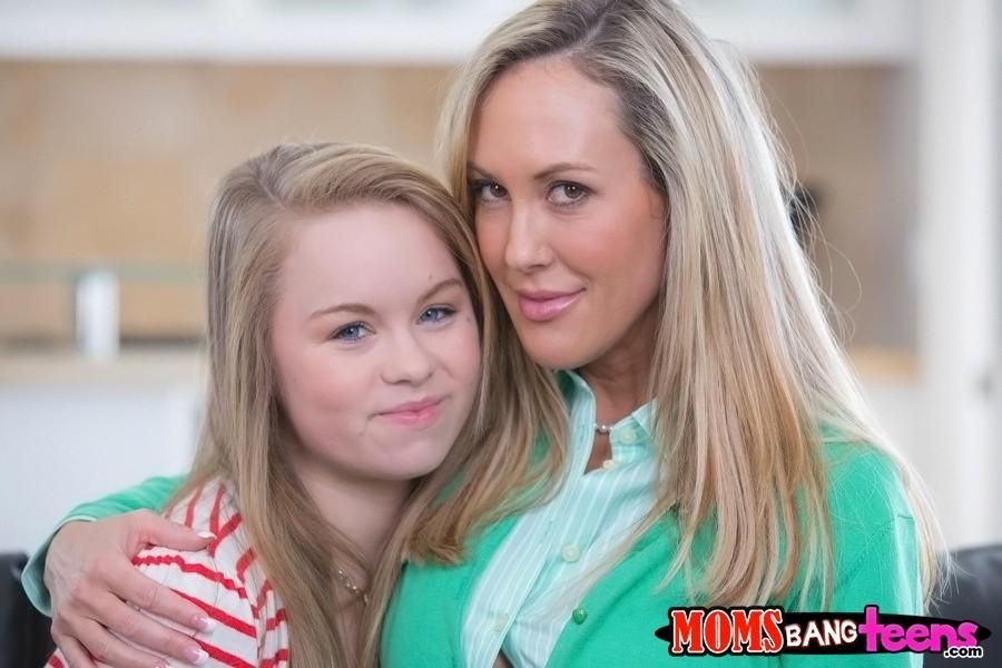 Madison Chandler, Brandi Love - Moms Bang Teens 49223