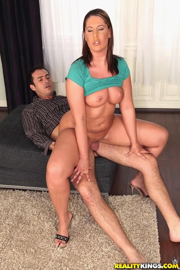 image Eating and deepthroating my big ass dick