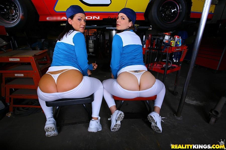 Bobbi Starr Racey Curves