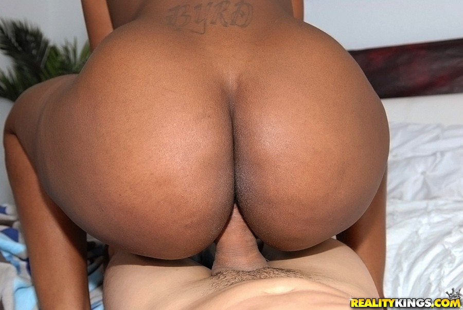 Black big ass and tits