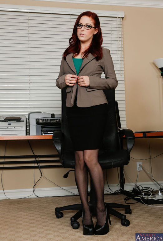 Penny Pax - Naughty Office