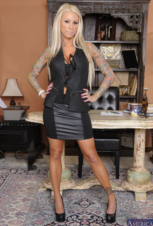 Lolly Ink - Naughty Office