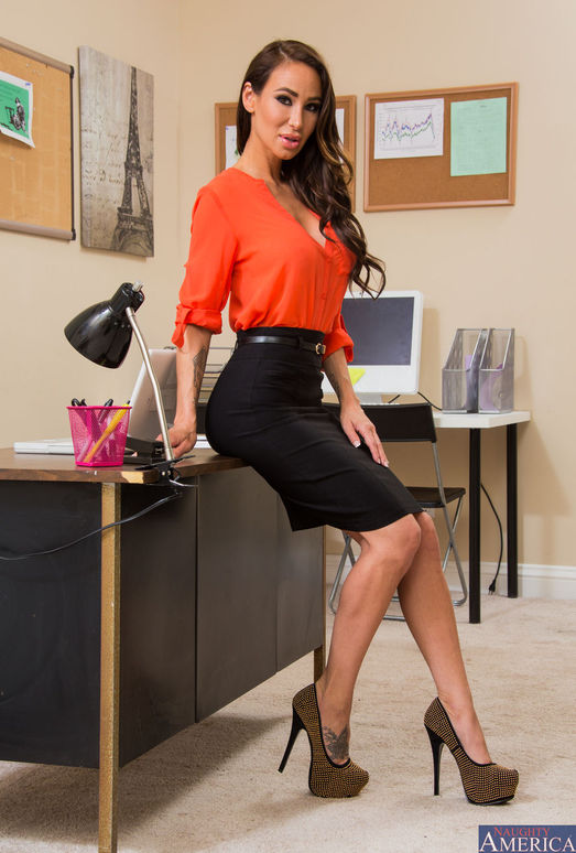 Sandee Westgate - Naughty Office