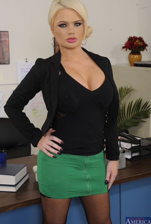 Alexis Ford - Naughty Office