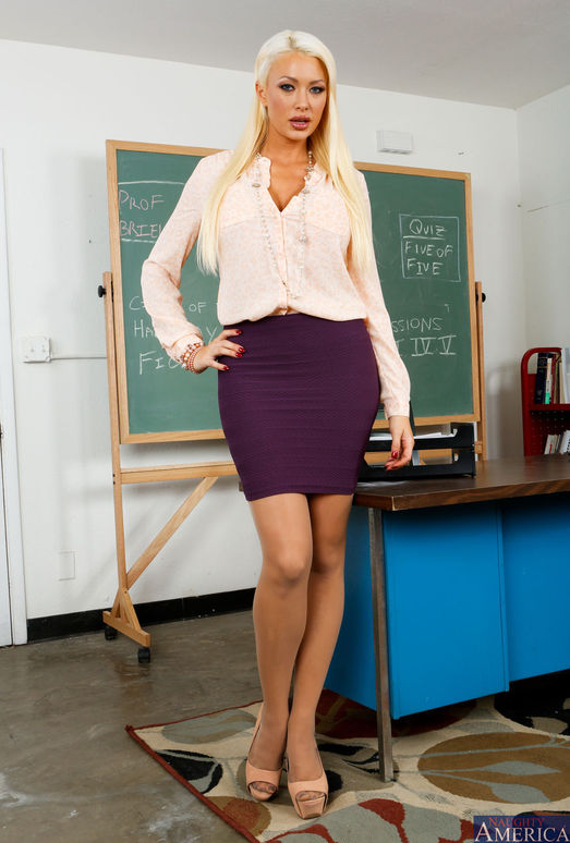 Summer Brielle - My First Sex Teacher