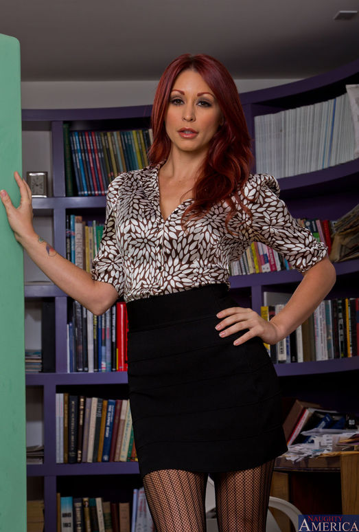 Monique Alexander - Naughty Office