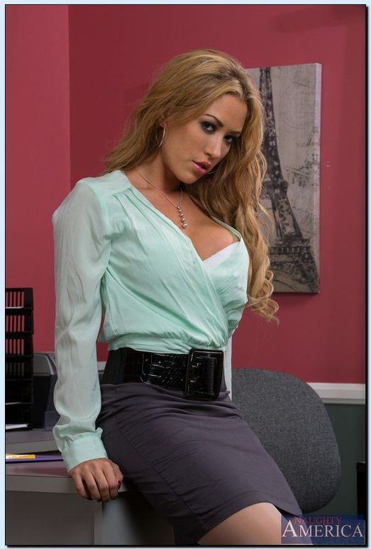 Capri Cavanni - Naughty Office