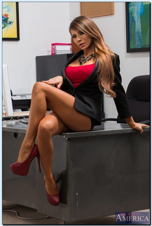 Madison Ivy - Naughty Office