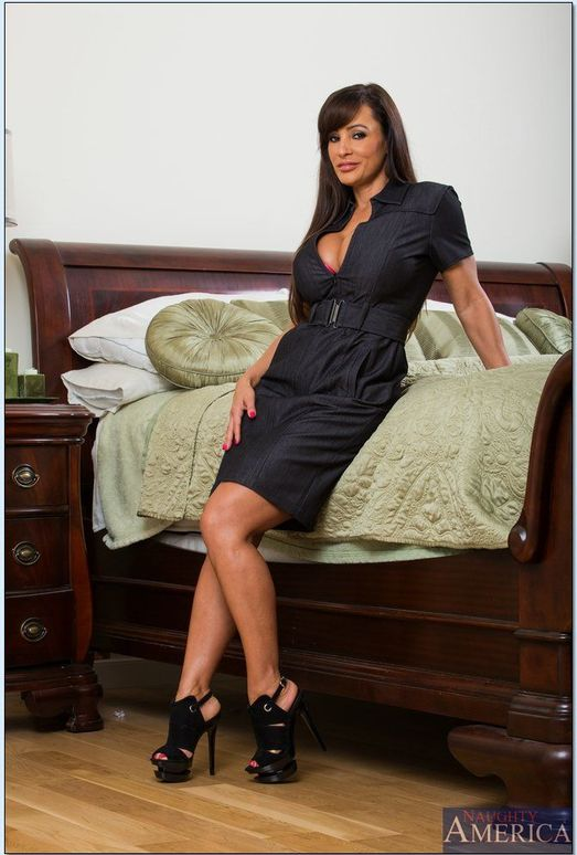Lisa Ann - My Friend's Hot Mom