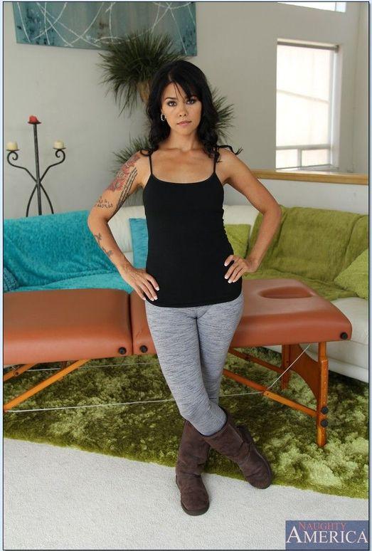 Dana Vespoli - My Naughty Massage