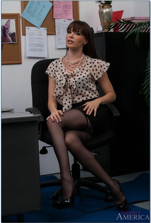 Dana Dearmond - Naughty Office
