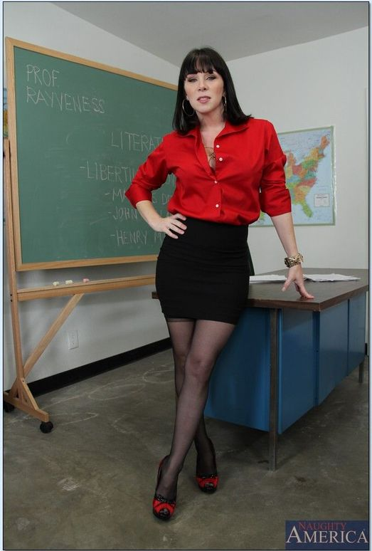 Rayveness - My First Sex Teacher