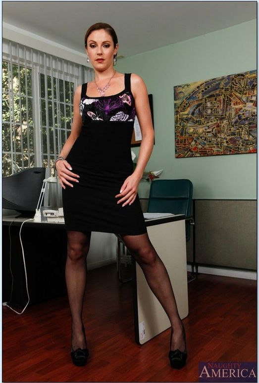 Samantha Ryan - Naughty Office