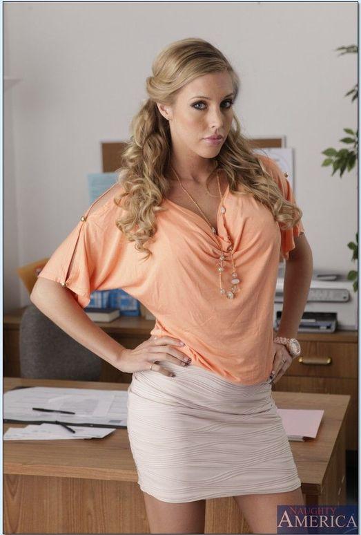 Samantha Saint - Naughty Office