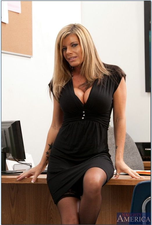Kristal Summers - Naughty Office