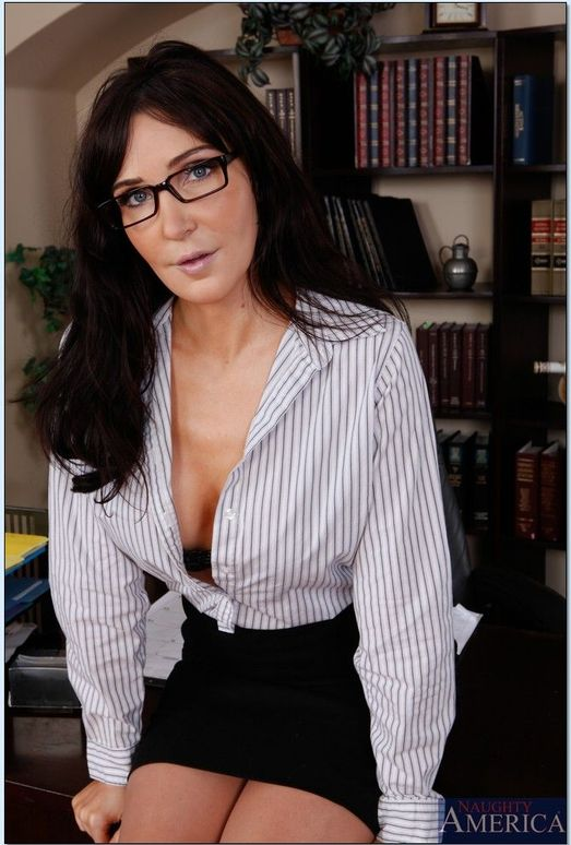 Diana Prince - Naughty Office
