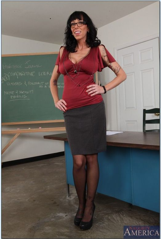 Alia Janine - My First Sex Teacher