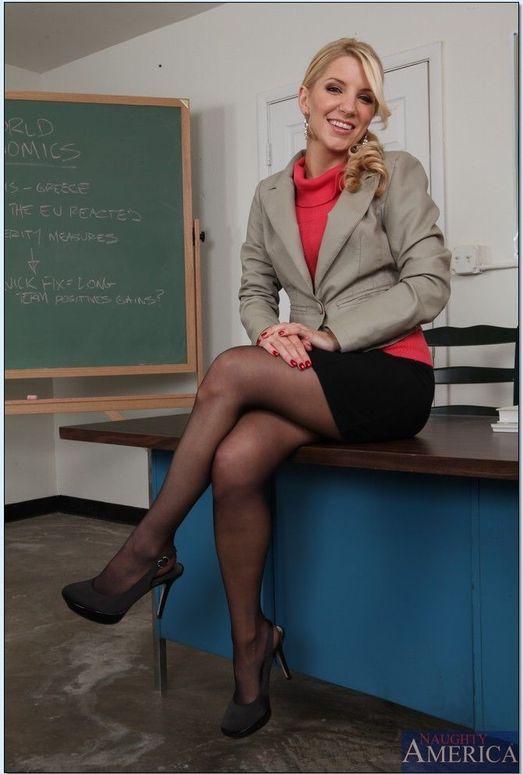 Ashley Fires - My First Sex Teacher