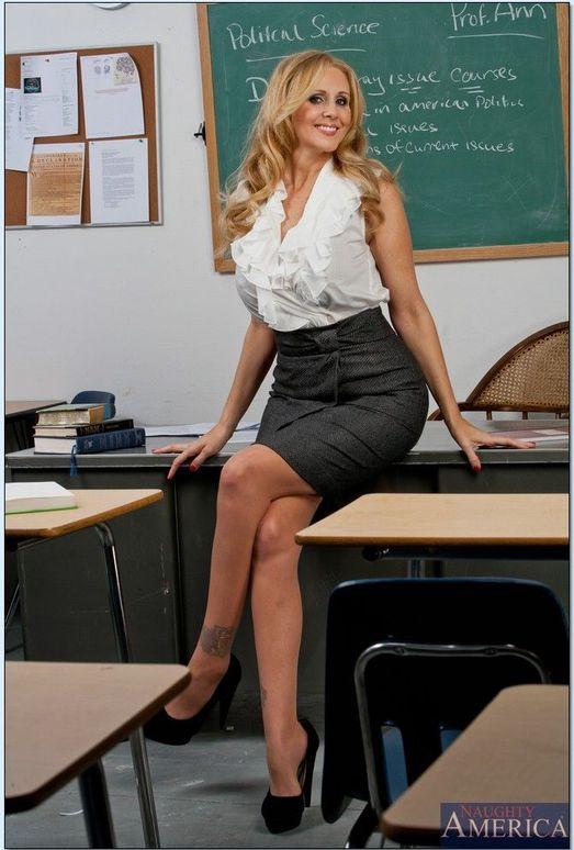 Julia Ann - My First Sex Teacher