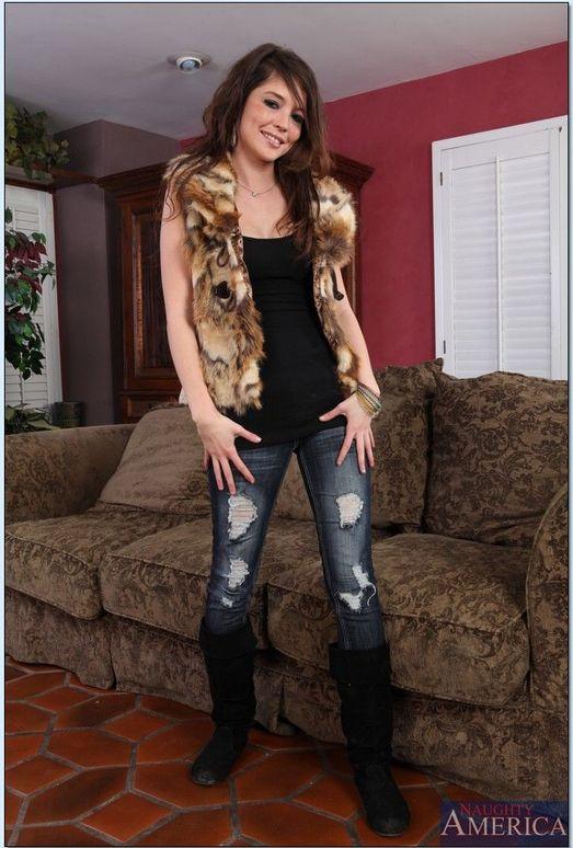 Tiffany Foxx - Naughty Rich Girls