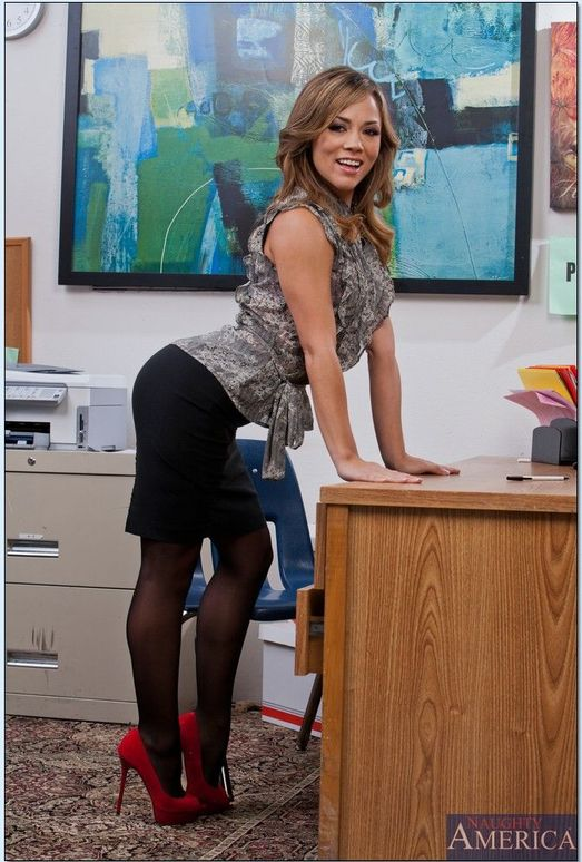 Kristina Rose - Naughty Office