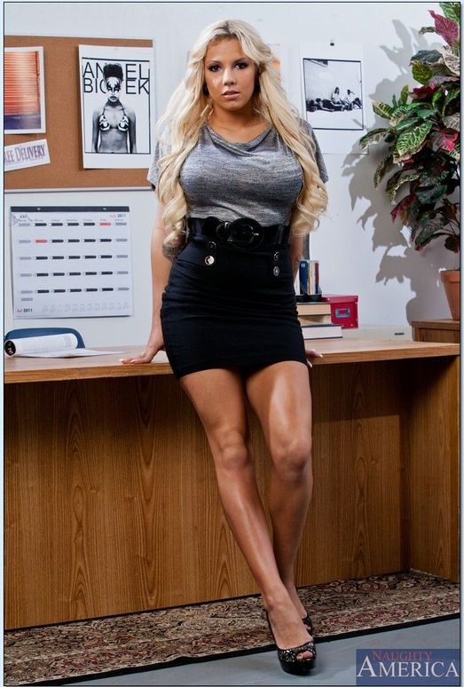 Lylith Lavey - Naughty Office