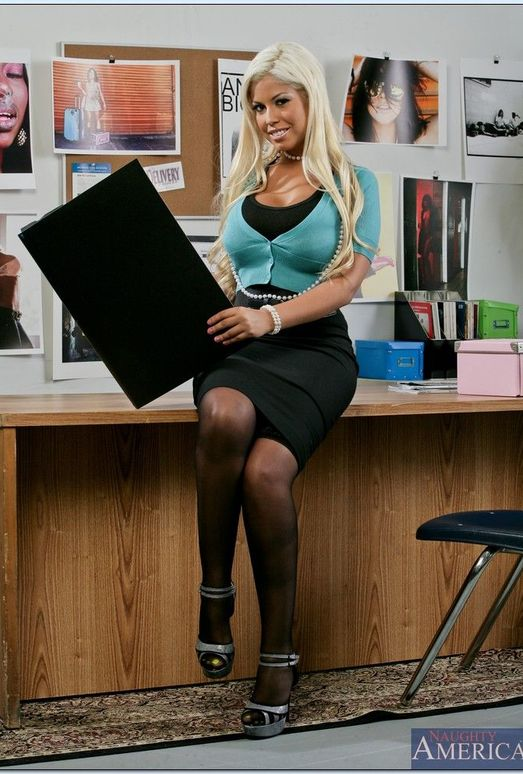 Bridgette B. - Naughty Office
