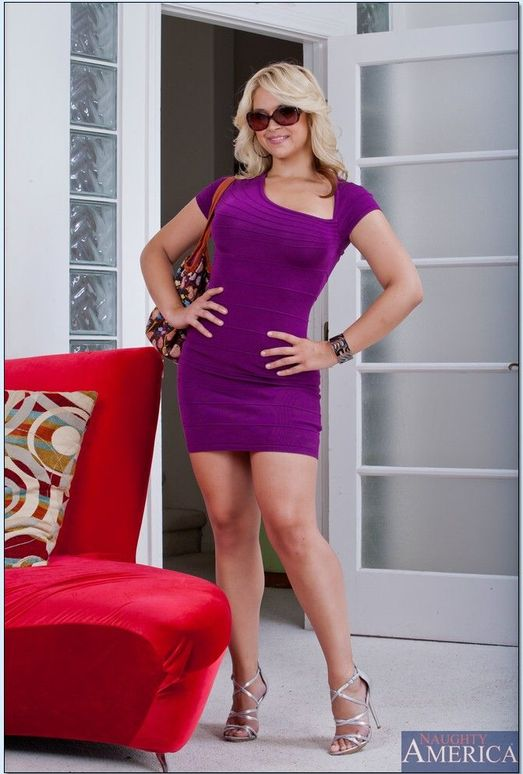 Sarah Vandella - My Dad's Hot Girlfriend