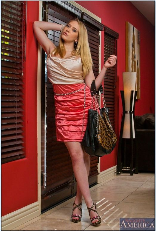 Kagney Linn Karter - My Dad's Hot Girlfriend