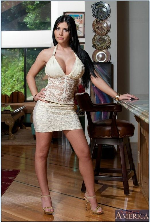 Rebeca Linares - My Dad's Hot Girlfriend