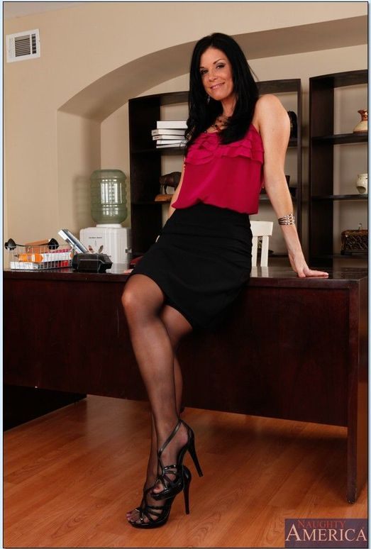 India Summer - Naughty Office