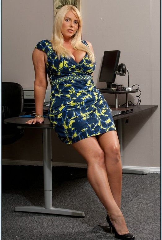 Karen Fisher - Naughty Office