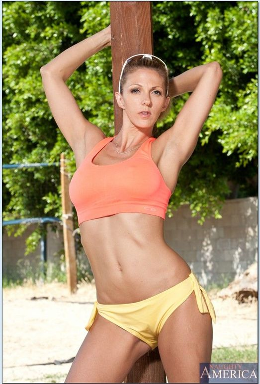 Roxanne Hall - Naughty Athletics